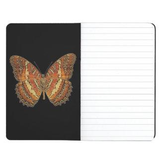 Carnet De Poche Papillon avec la diffusion d'ailes