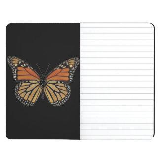 Carnet De Poche Papillon de Danaus de Plexippus