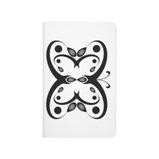 Carnet De Poche Papillon de Geo