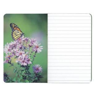 Carnet De Poche Papillon de monarque