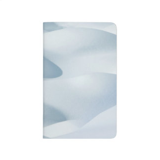 Carnet De Poche Parc national de jaspe, monticules de neige