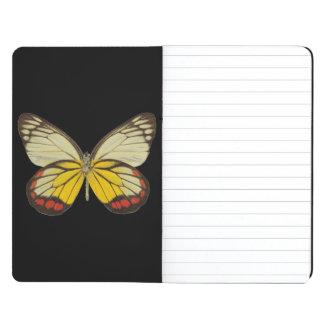 Carnet De Poche Plan rapproché d'un papillon 3