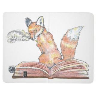 Carnet De Poche Scribe de Fox