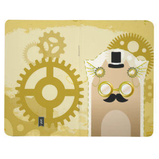 Carnet De Poche Steampunk+Journal de poche de chat