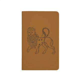 Carnet De Poche Zodiaque : Lion, 1494