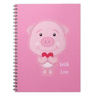 Carnet de porc de Valentine