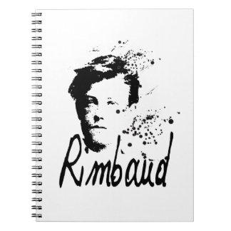 Carnet de portrait de RIMBAUD