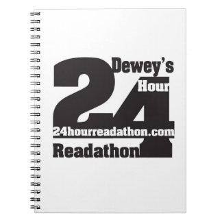 Carnet de Readathon de Dewey
