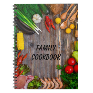 Carnet de recette de famille