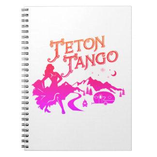 Carnet de tango de Teton