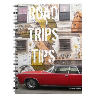 Carnet de Voyage San Francisco (Road Trips Tips)