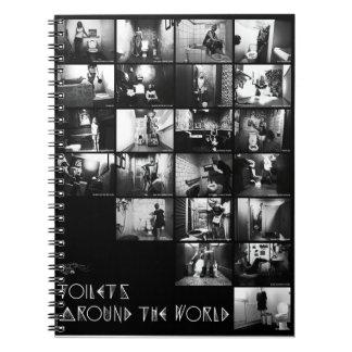 Carnet de voyage Toilets around the world