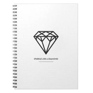 Carnet Diamant