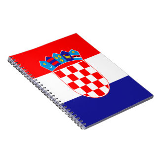 Carnet Drapeau croate