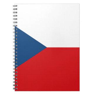 Carnet Drapeau de République Tchèque - vlajka de Česká