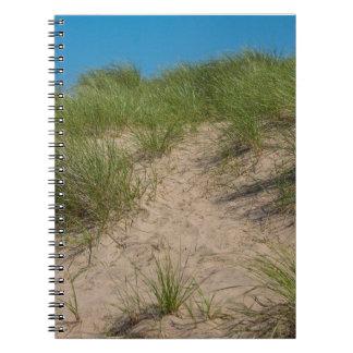 Carnet Dune d'avoine de mer