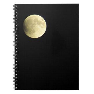 Carnet Éclipse lunaire