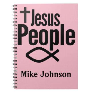 Carnet Editable de personnes de Jésus