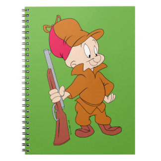 Carnet ELMER FUDD™ | avec l'arme à feu