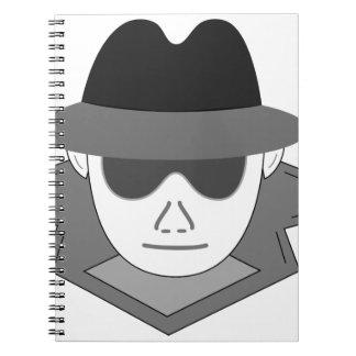 Carnet Espion secret