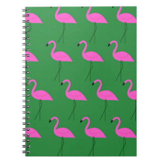 Carnet Ethno de flamants de conception