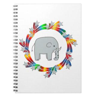 Carnet Étoiles d'éléphant