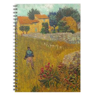 Carnet Ferme de Vincent van Gogh | en Provence, 1888