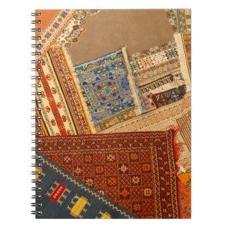 Carnet Fin de collage de tapis