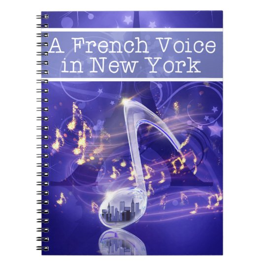Carnet French Voice Notebook