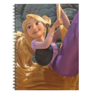 Carnet Grand rêveur de Rapunzel |