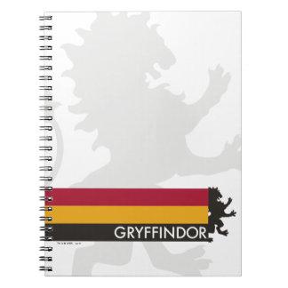 Carnet Graphique de fierté de Chambre de Harry Potter |