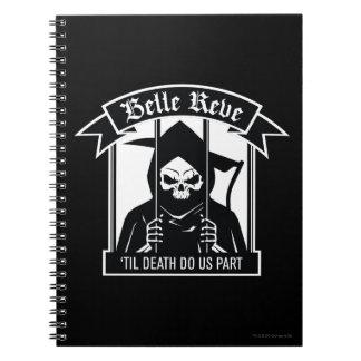 Carnet Graphique de Reve Reaper de belle du peloton | de