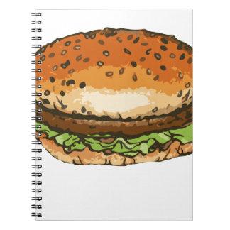 Carnet hamburger