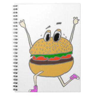 Carnet hamburger courant