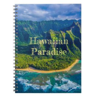 Carnet Hawaii Inspired Notebook
