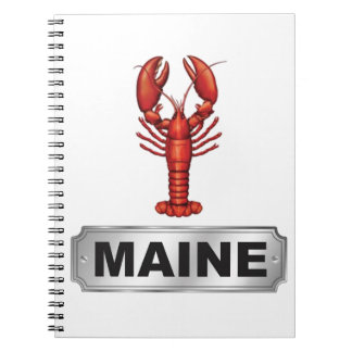 Carnet Homard du Maine