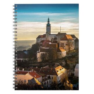 Carnet Horizon de République Tchèque