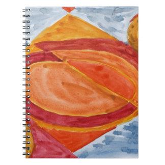 Carnet Imagination du Sun un jour pluvieux