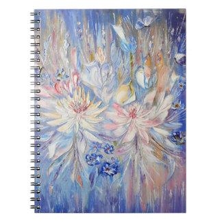Carnet Impressionisme floral