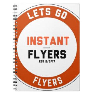 Carnet Instant_Flyers
