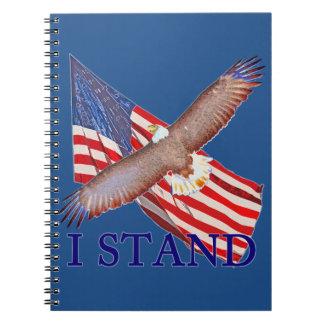 Carnet je représente l'Amérique