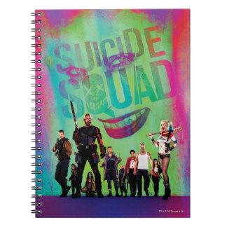 Carnet Joker du peloton | de suicide et affiche de film