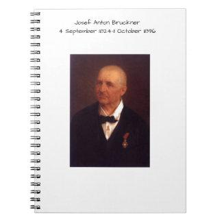 Carnet Josef Anton Bruckner