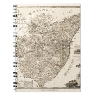 Carnet Kincardine Ecosse 1774