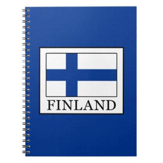 Carnet La Finlande