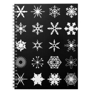 Carnet La neige s'écaille collection