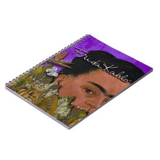 Carnet La Vida de Frida Kahlo Pasion Por