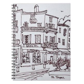 Carnet Le Saint-Tropez fait des emplettes | la Côte