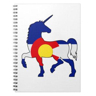 Carnet Licornes et Colorado !