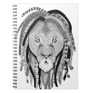 Carnet Lion de Rasta